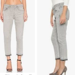 Citizens of Humanity Corey Slouchy Crop Jean's